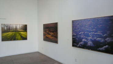 Installation view #2, opening night