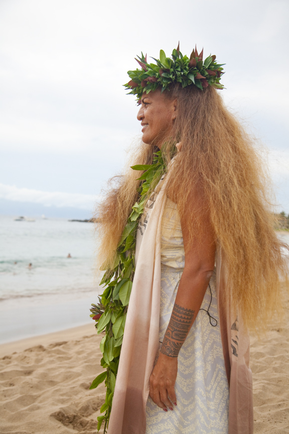 Kahuna to deliver the blessing