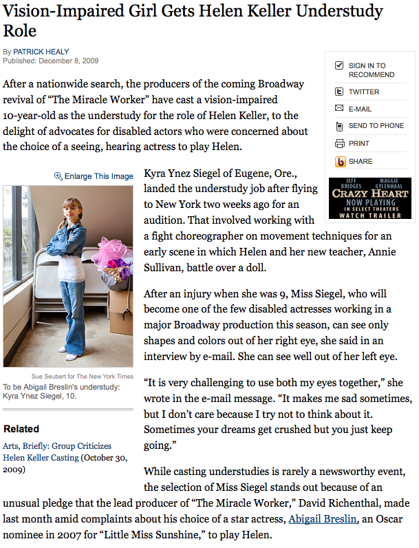 Here's a screen shot from the New York Times story.  Click on it to read.
