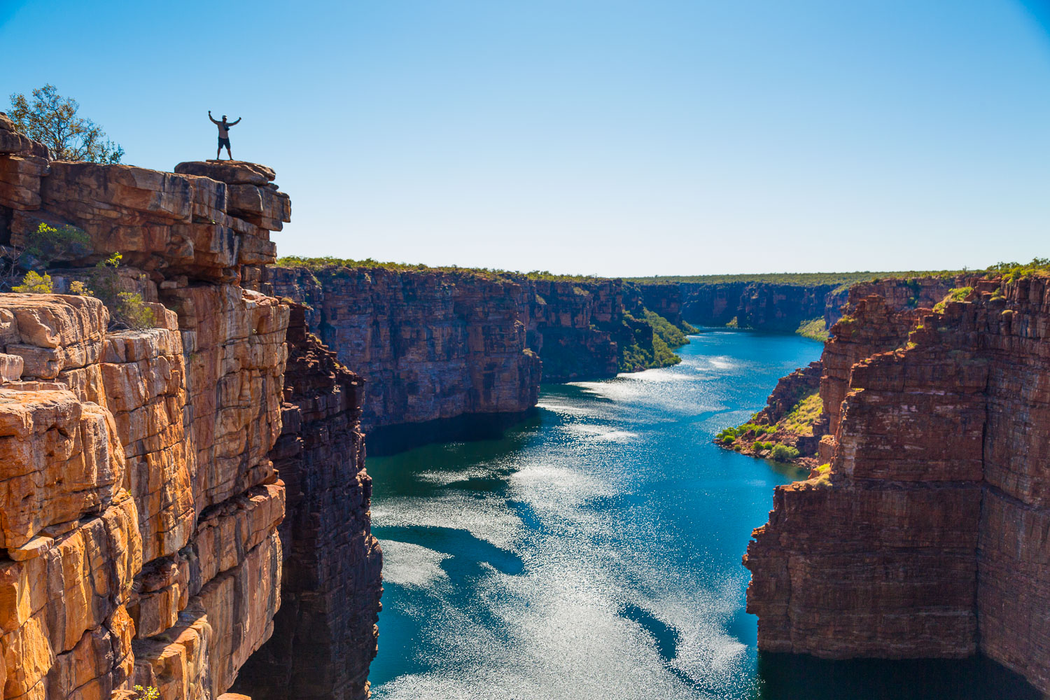 photographer susan seubert with national geographic expeditions in the kimberley  australia