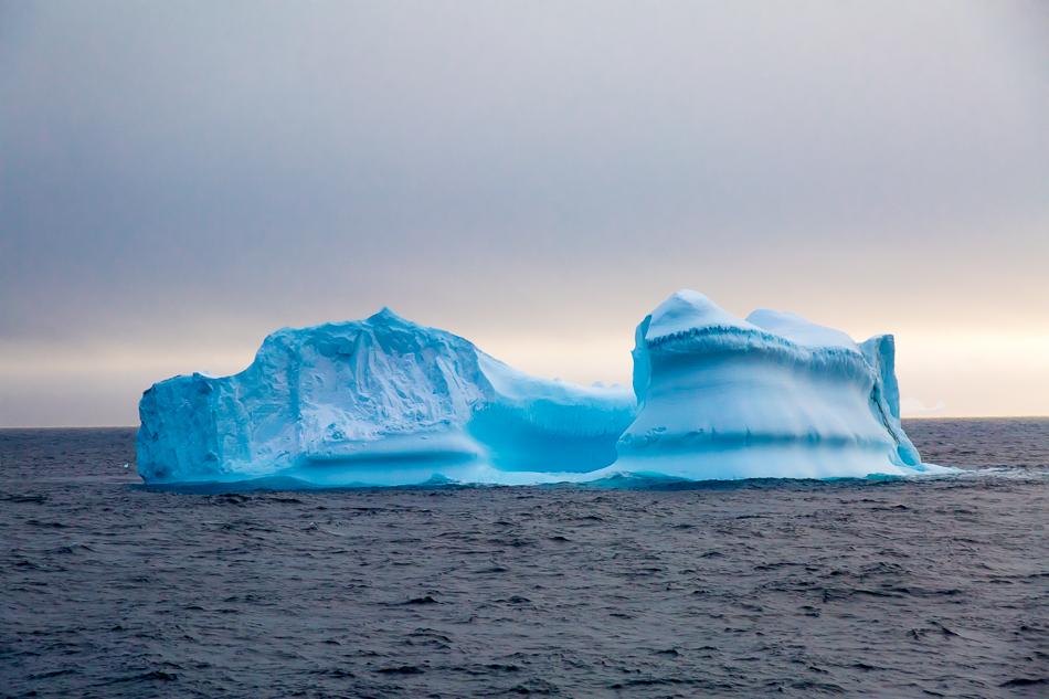 Iceburgs, Antarctica