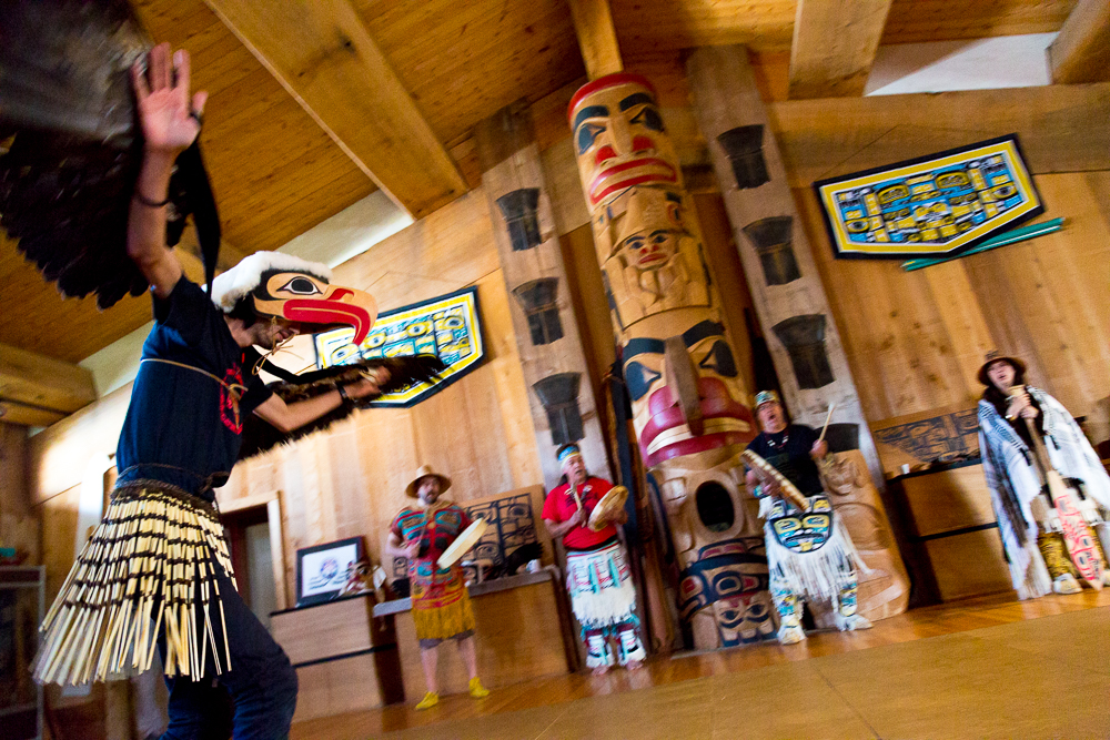 Haida Gwaii, British Columbia, Canada