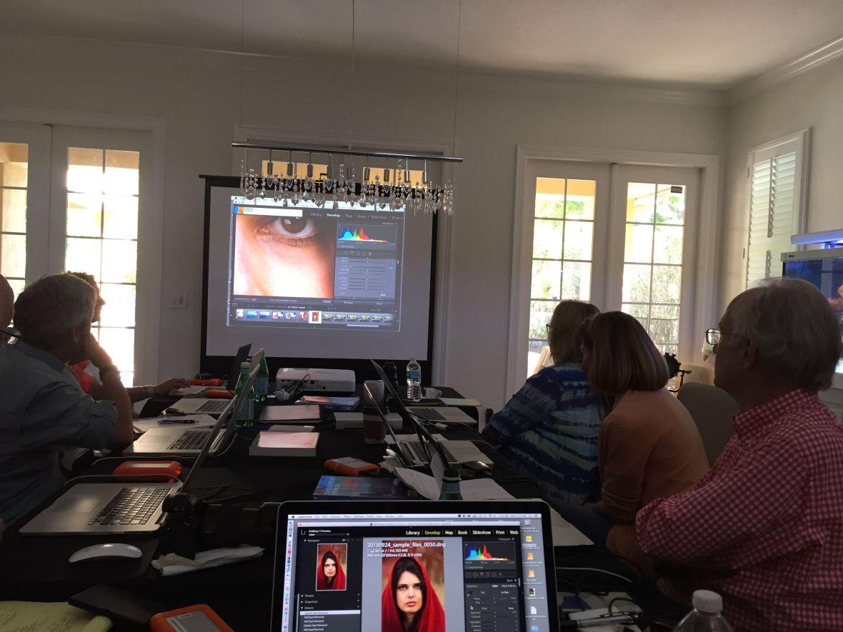 D-65 Lightroom Training Course in Florida