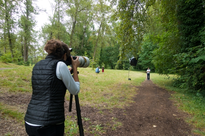 Dan Browne Shoot for USAA, Eugene, OR