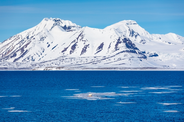 Travel Photographer Susan Seubert in Arctic Svalbard and the Fjords of Norway