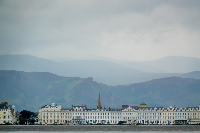 Llandundo, Wales, Europe