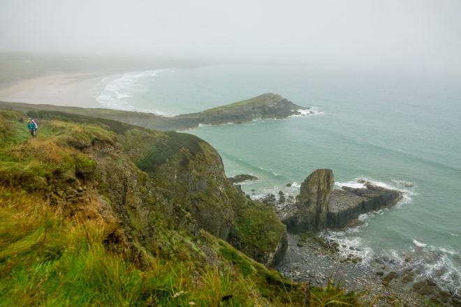 Pembrokeshire Coast, Fishguard, Wales, Europe