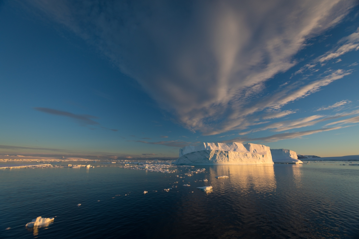 Antarctic Sound, Antarctica